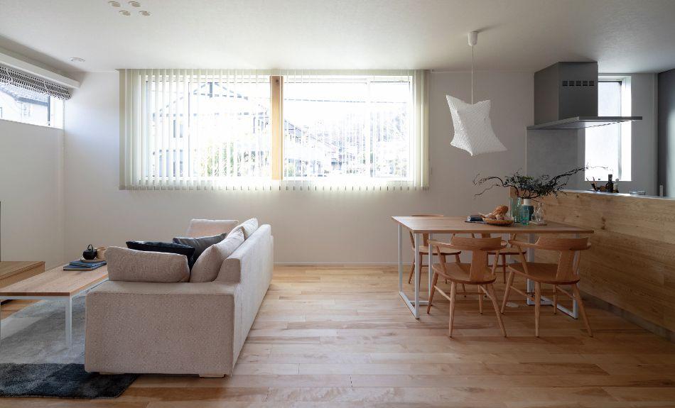 北欧から学ぶ未来へ住み継ぐ機能的デザインで表現した、商品化住宅「TRETTIO」。